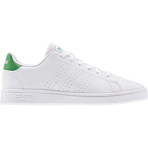 Adidas Advantage Blanc-vert
