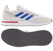 Adidas Run70S Blanc-bleu-rouge