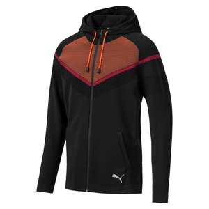 Puma Reactive Evo Jkt Black