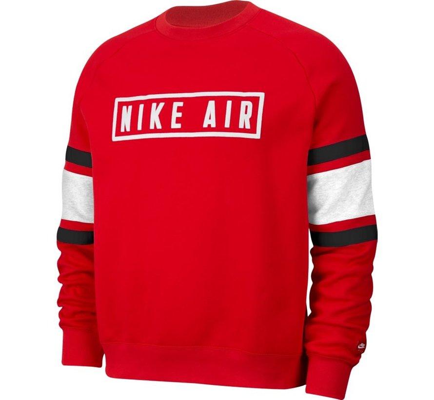 Nike Air Block Sweat Red
