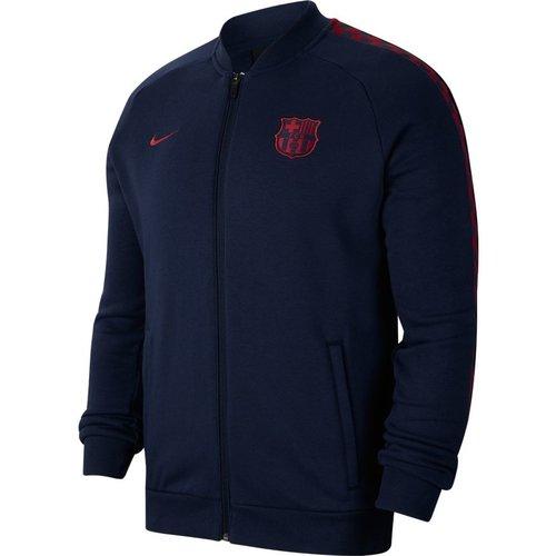 Nike FC Barcelona Fleece Jacket