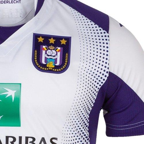 Joma JR Anderlecht Away Jersey 19/20