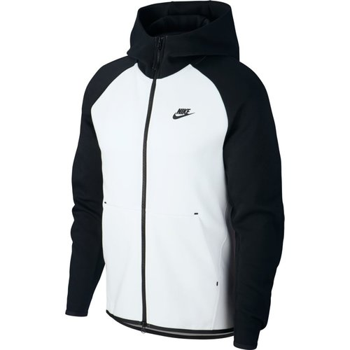 Nike Tech Fleece Hoodie Black/White