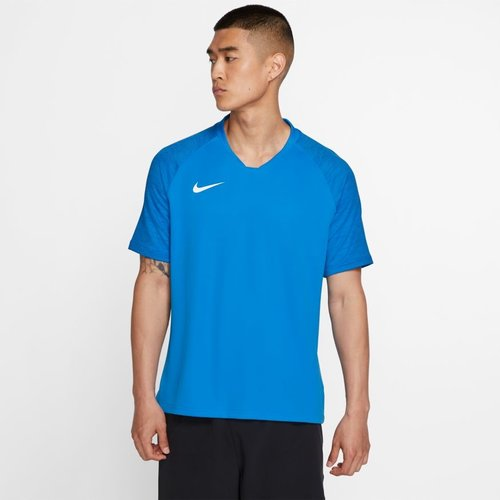 Nike Breathe Strike Top Blue