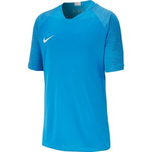 Nike Breathe Strike Top Lightblue