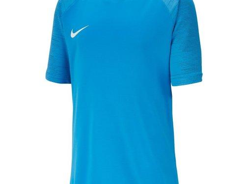 Nike Breathe Strike Top Lightblue