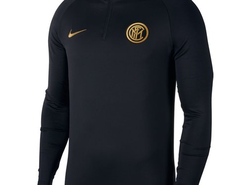 Nike Inter Milan Strike Drill Top Black