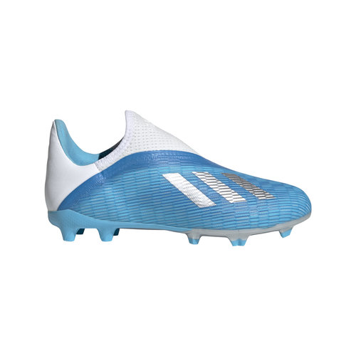 Adidas JR X 19.3 Laceless FG Wired