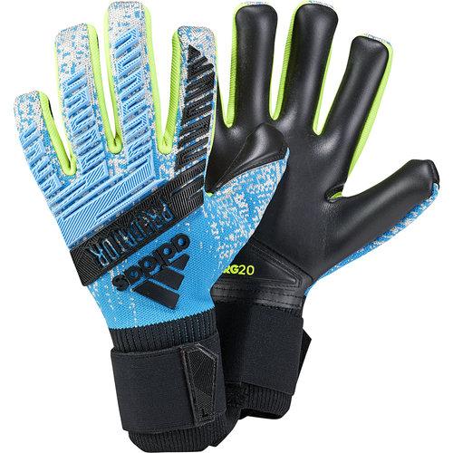 Adidas Predator Pro Gloves Cyan