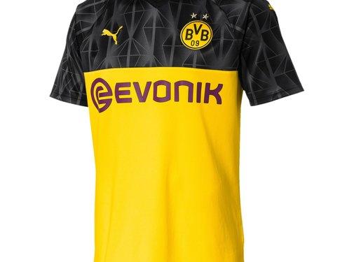 Puma Dortmund Away Shirt 19/20