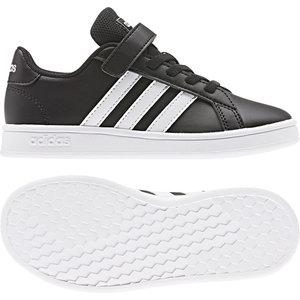 Adidas Grand Court C Noir-ftwbl
