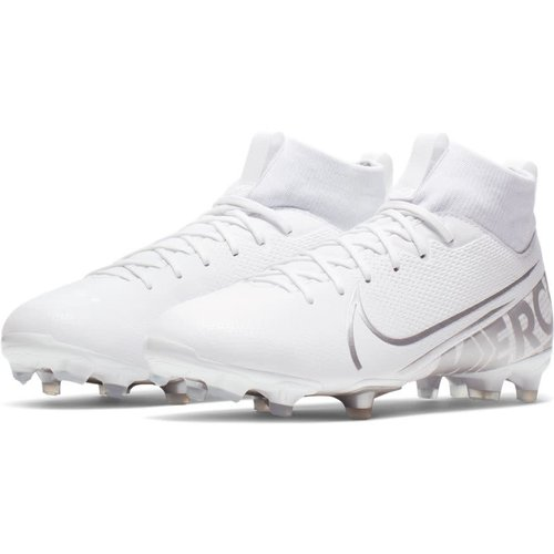 Nike Superfly 7 Jr Acd Fg/Mg White-Chrome