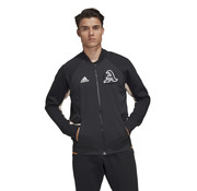 Adidas V-City Jacket Black