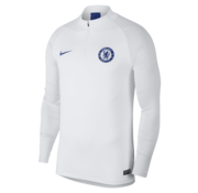 Nike Chelsea Strike Drill Top White 19/20