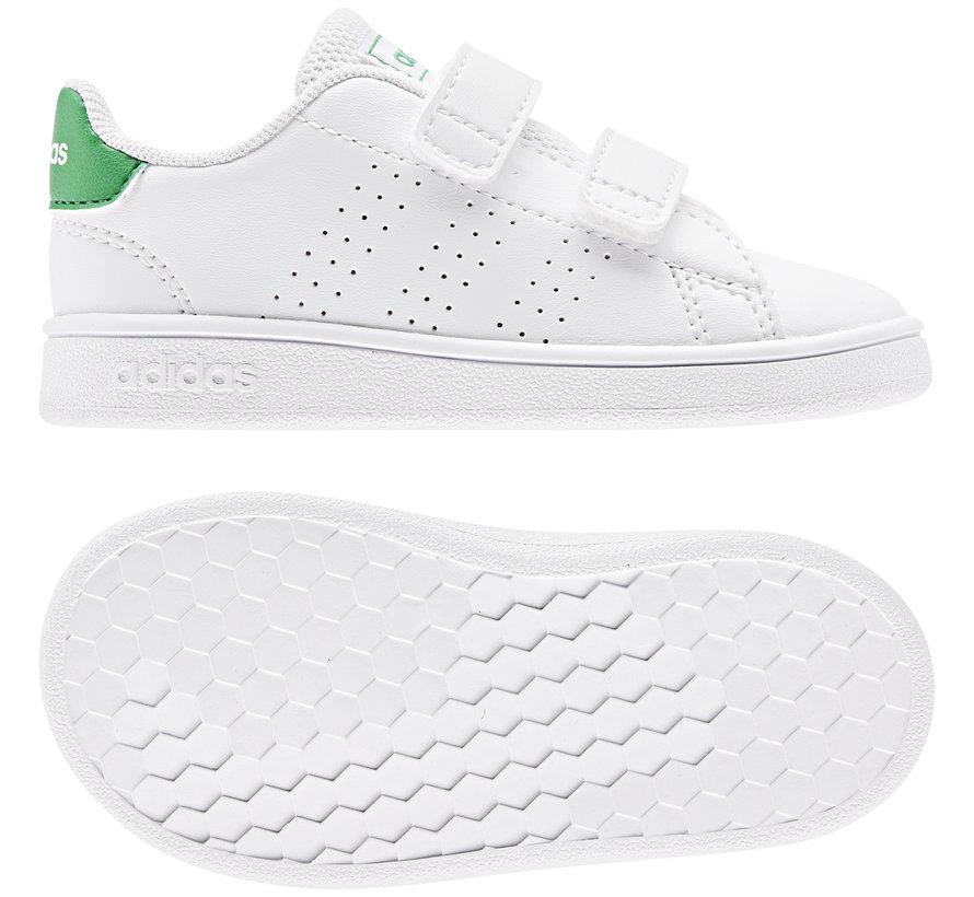 Advantage Infant White/Green