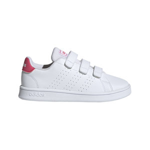Adidas Advantage White/Pink