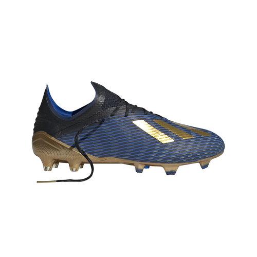 Adidas X 19.1 Fg Noiess/Ormet