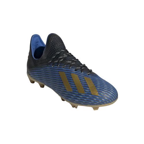 Adidas X 19.1 Fg J Noiess/Ormet