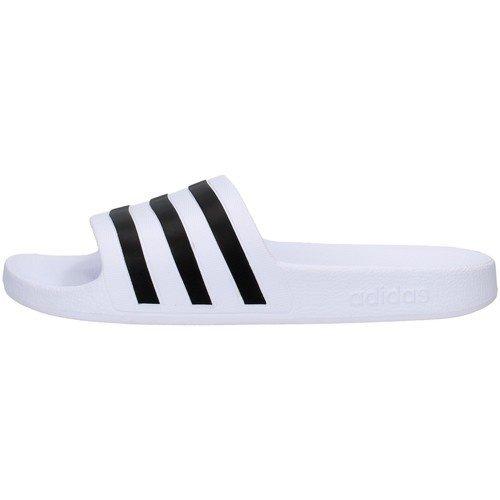 Adidas Adilette Aqua White/Black