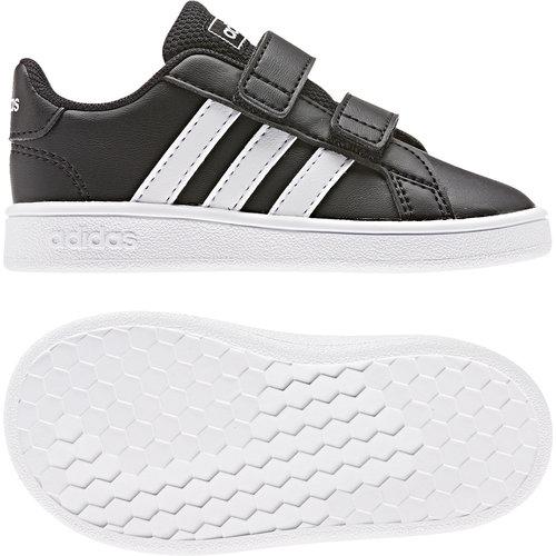Adidas Grand Court Infant Black