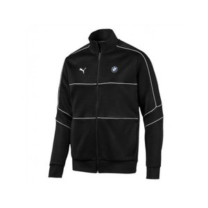 Puma BMW Track Jacket Black