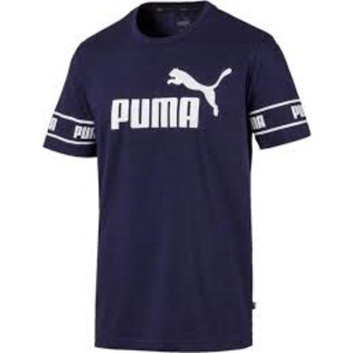 Puma Tee Big Logo Peacoat