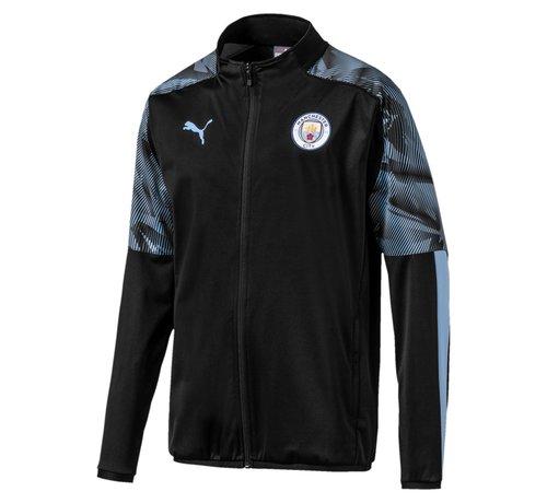 Puma MCFC Woven Jacket Black 19-20.