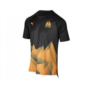 Puma Om Stadium Jsy Black-orange