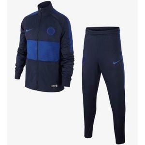 Nike CFC Jr Dry Strk Suit Bleu 19-20.
