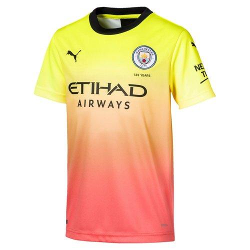 Puma JR Manchester City 3rd Jersey 19/20