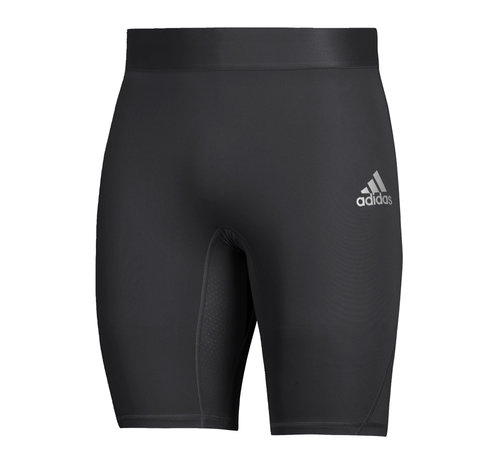 Adidas Alphaskin Compression Short Black