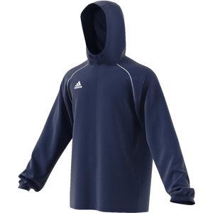 Adidas Core18 Rn Jkt Bleu foncé