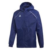 Adidas Core18 Rn Jkt Junior Bleu foncé