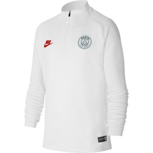 Nike JR PSG Strike Drill Top White 19/20
