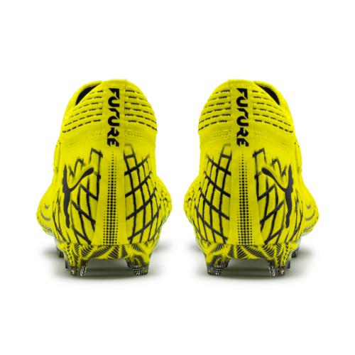 Puma Future 4.1 Netfit SG Yellow