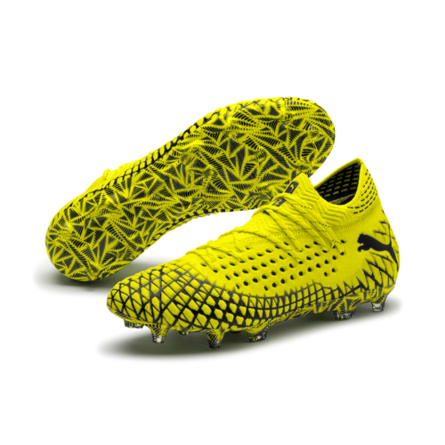 Puma Future 4.1 Netfit SG Yellow