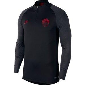 Nike AS Roma Drill Top Black 19/20