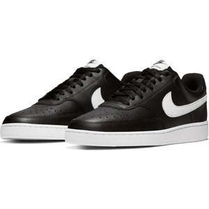 Nike Court Vision Lo Noir-blanc