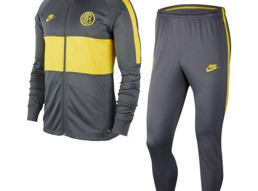 Nike Inter Nk Dry TrkSuit Dgrey