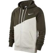 Nike Nsw Swoosh Hoodie Fz Oatmlh
