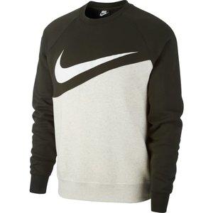 Nike Nsw Swoosh Crew Oatmlh