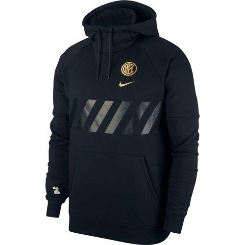 Nike Inter Nk Gfa Flc Hoodie Black