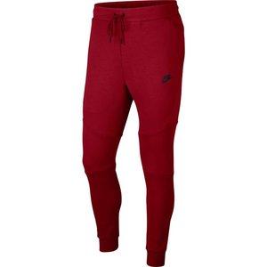 Nike Nsw Tech Fleece Pant Teamred