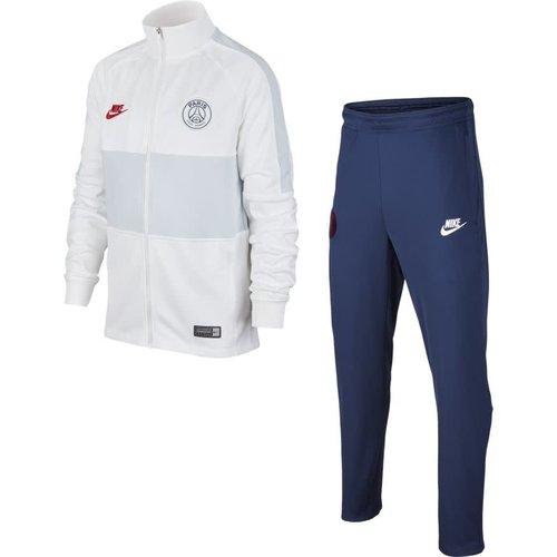 Nike Psg Nk Dry Strk TrkSuit  Blanc