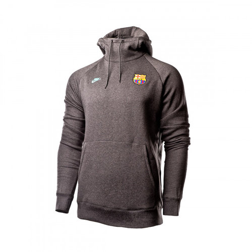 Nike JR Barcelona Fleece Hoody 19/20