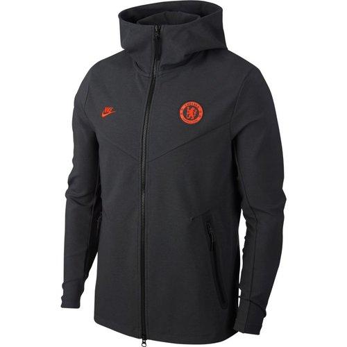 Nike Chelsea Tech Hoodie Grey 19/20