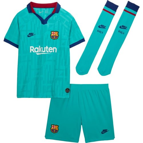 Nike JR Barcelona Third Kit
