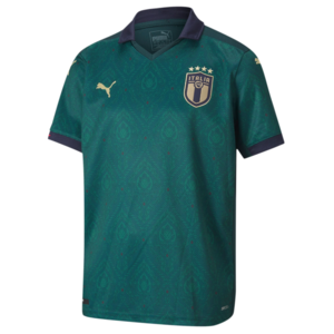 Puma JR Italia Thirt Shirt Euro 20