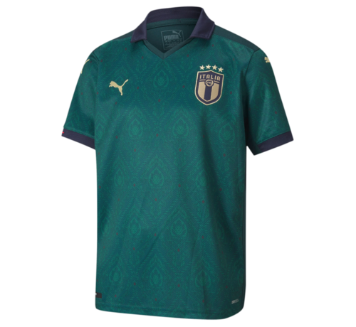 Puma JR Italia Thirt Shirt Euro 20