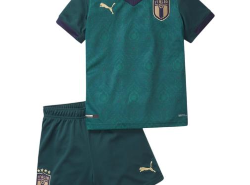 Puma Italia Third Mini Kit Euro 20